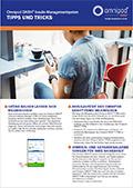 Omnipod DASH: Tipps und Tricks