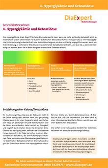 4. Hyperglykämie und Ketoazidose