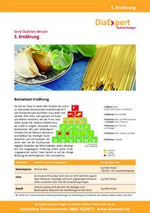 5. Ernährung