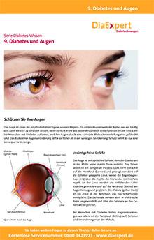 9. Diabetes und Augen