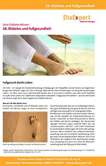18. Diabetes und Fußgesundheit