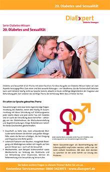 20. Diabetes und Sexualität