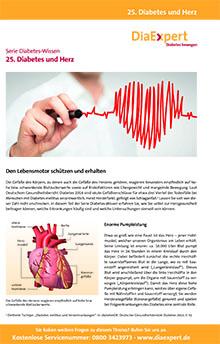 25. Diabetes und Herz