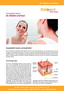 26. Diabetes und Haut
