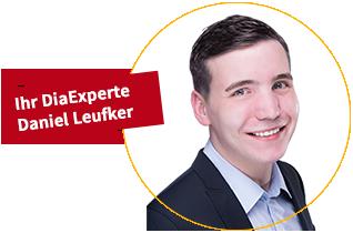 Ihr DiaExperte Daniel Leufker