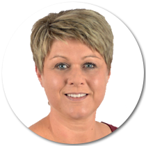 Ihre DiaExpertin Jennifer May