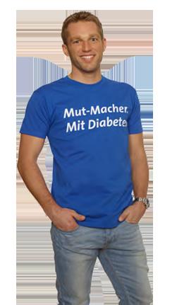 Mut-Macher. Mit Diabetes.