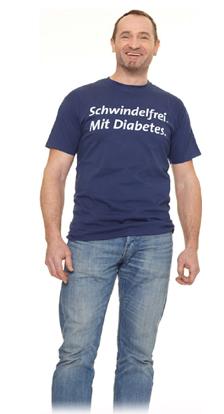 Tobias - Schwindelfrei mit Diabetes