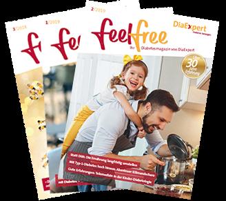"""""""feelfree"""" - Kundenmagazin"""