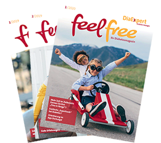 """feelfree"" - Kundenmagazin"